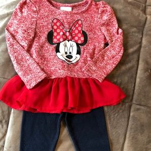 Disney Outfit, Size 2T